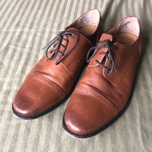 Florsheim size 10 dress shoes